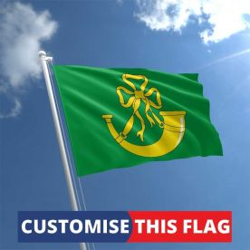 Custom Huntingdonshire Flag