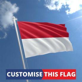 Custom Indonesia Flag