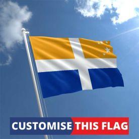Custom Isle of Scilly Flag
