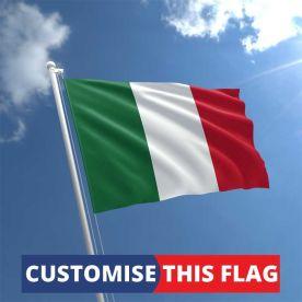 Custom Italy Flag