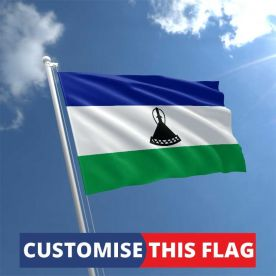 Custom Lesotho Flag
