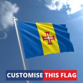 Custom Madeira Flag