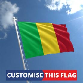 Custom Mali Flag