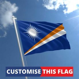 Custom Marshall Islands Flag