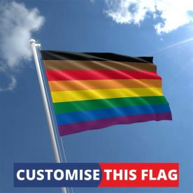 Custom More Colour More Pride Flag