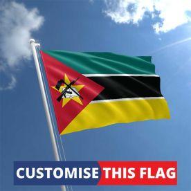 Custom Mozambique Flag