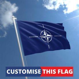Custom NATO Flag