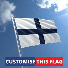 Custom Navy Blue England Flag