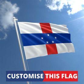 Custom Netherlands Antilles Flag