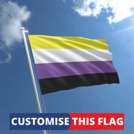Custom Nonbinary Flag