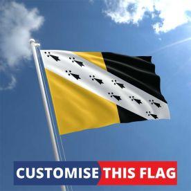 Custom Norfolk Flag