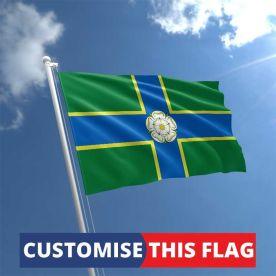 Custom North Riding Flag