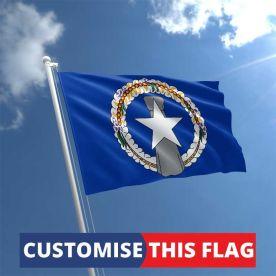 Custom Northern Mariana Flag