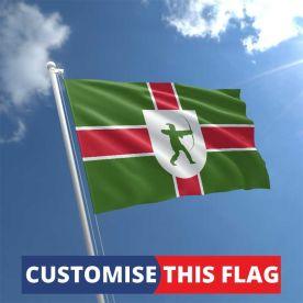 Custom Nottinghamshire Flag
