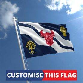 Custom Oxfordshire Flag