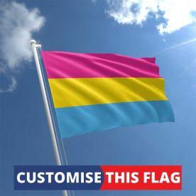 Custom Pansexual Flag