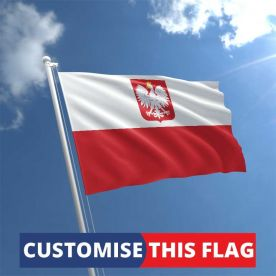 Custom Poland State Flag