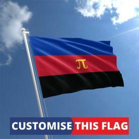 Custom Polyamory Pride Flag