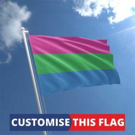 Custom Polysexual Flag