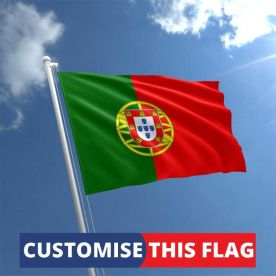 Custom Portugal Flag