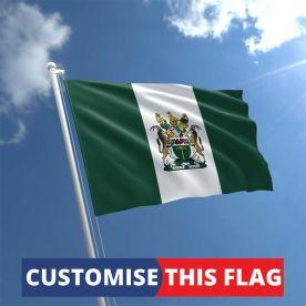 Custom Rhodesia Flag