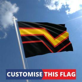 Custom Rubber Pride Flag