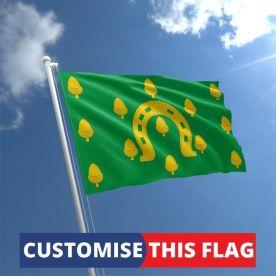 Custom Rutland Flag