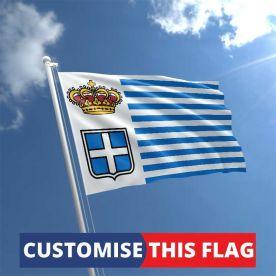 Custom Seborga Flag