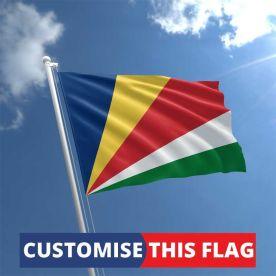 Custom Seychelles Flag