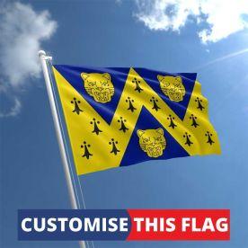 Custom Shropshire Flag