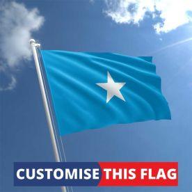 Custom Somalia Flag