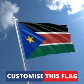 Custom South Sudan Flag