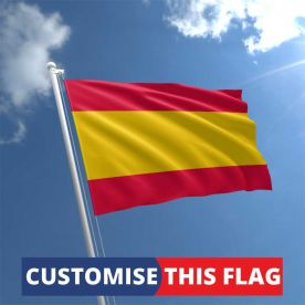 Custom Spain Flag