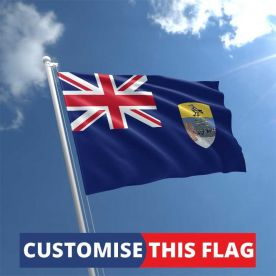 Custom St Helena Flag