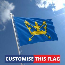 Custom Suffolk Flag