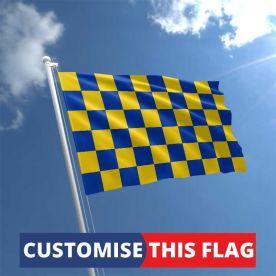 Custom Surrey Flag