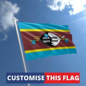 Custom eSwatini Flag
