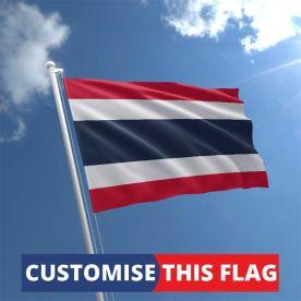 Custom Thailand Flag