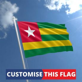 Custom Togo Flag