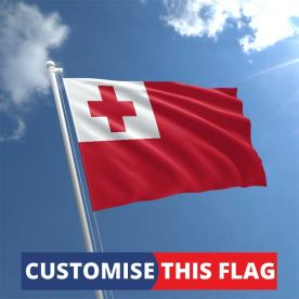 Custom Tonga Flag