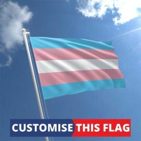 Custom Transgender Flag
