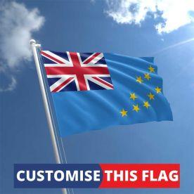 Custom Tuvalu Flag