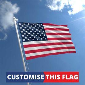 Custom USA Flag