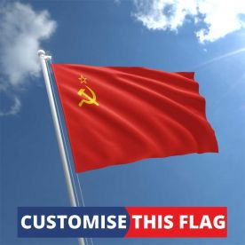 Custom USSR flag