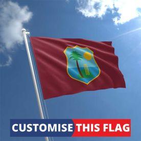 Custom West Indies Flag