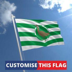 Custom Wiltshire Flag