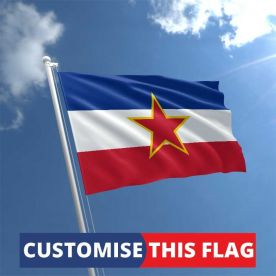 Custom Yugoslavia Flag