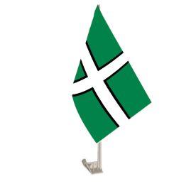 Devon Car Flag