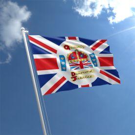 Diamond Jubilee Flag **