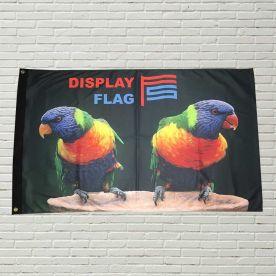 Custom Display Flag 6ft x 4ft